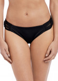 Freya Swim Macrame bikiniunderdel rio XS-XL svart