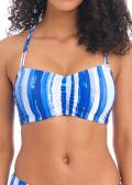 Freya Swim Bali Bay bikiniöverdel bralette D-I kupa blå