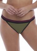 Freya Swim Club Envy bikiniunderdel tanga brief XS-XL grön