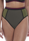 Freya Swim Club Envy bikiniunderdel med hög midja XS-XXL grön