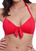 Freya Swim Nouveau bikiniöverdel C-H kupa röd