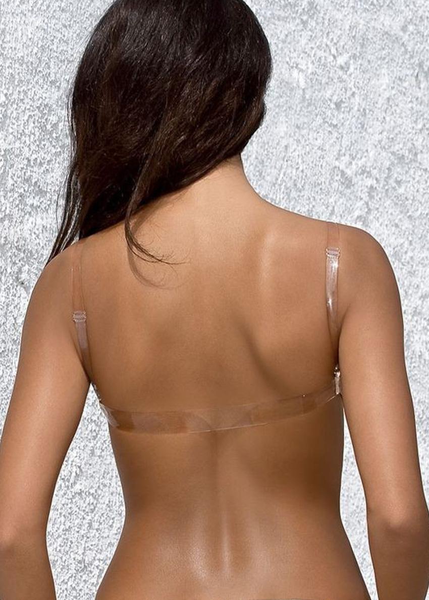 bh till klänning med bar rygg
