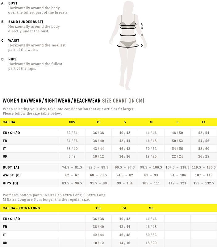 Calida Soft Favourites short-sleeve top XXS-L svart. 329 kr 1bf5514792574